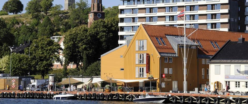 hotell tønsberg